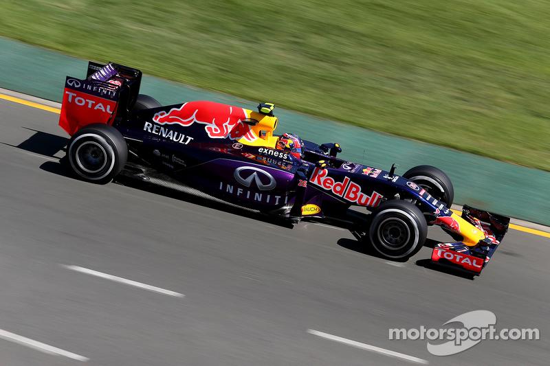 2015 год, раскраска Red Bull RB11