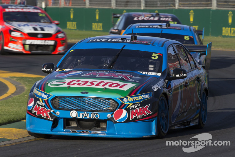 Mark Winterbottom, Prodrive Racing Australia, Ford