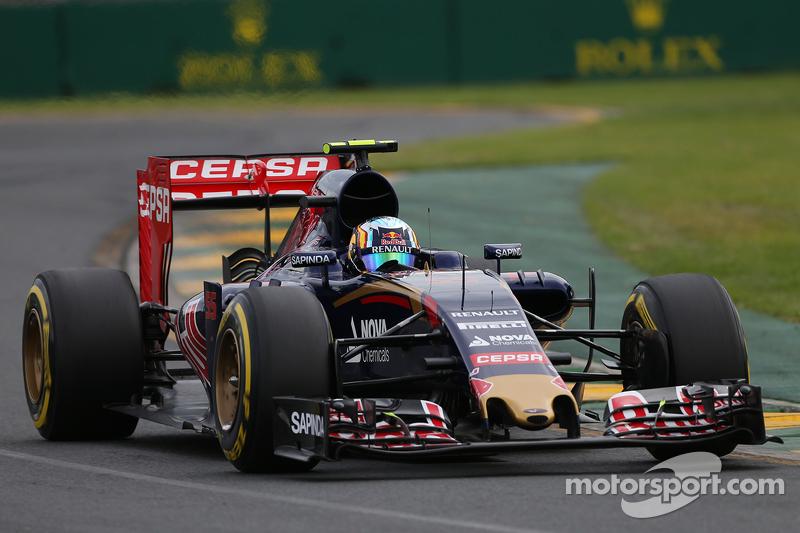 Carlos Sainz Jr.: Grand Prix von Australien 2015