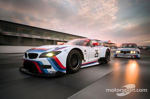 BMW Team RLL Z4 GTLM Sebring evolución