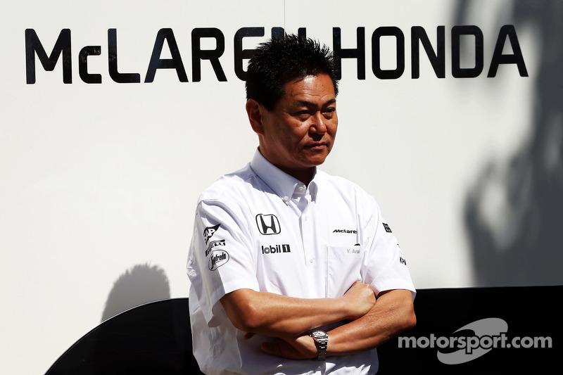 Yasuhisa Arai, Honda, ex director de Motorsport de Honda
