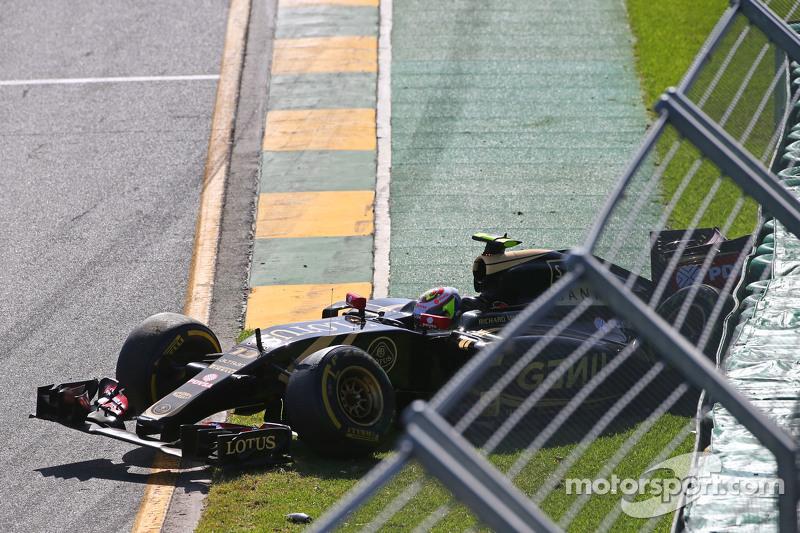 GP de Australia 2015 Carrera
