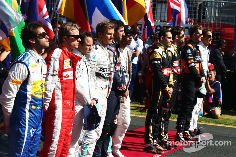 drivers on grid