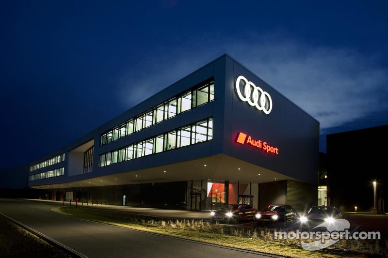 Audi-Anlage in Neuburg