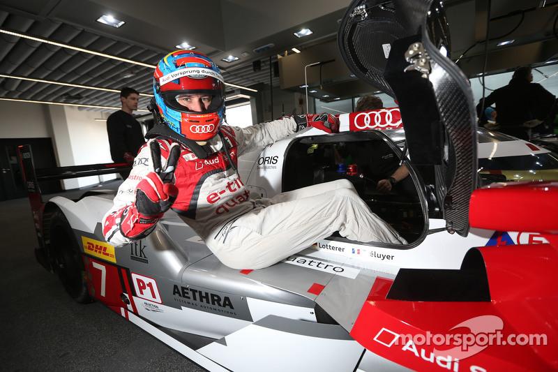 Лоік Дюваль, Audi Sport Team Joest