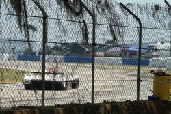 Sebring International Raceway fencing