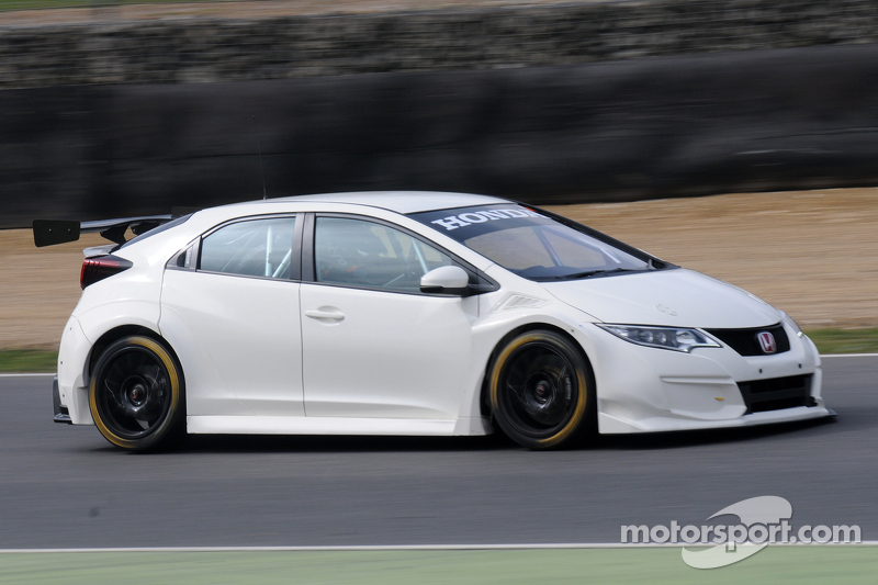 Matt Neal, Honda Racing, Civic Type R