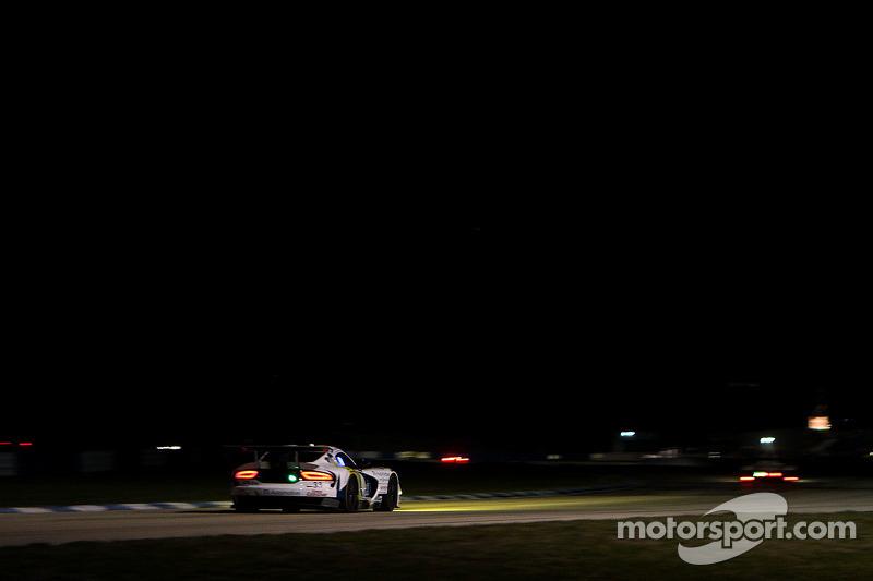 #33 Riley Motorsports, SRT Viper GT3-R: Ben Keating, Al Carter, Jeroen Bleekemolen, Sebastiaan Bleekemolen