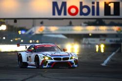 #25 BMW Team RLL BMW Z4 GTE: Билл Оберлен, Аугусту Фарфус, Дирк Вернер