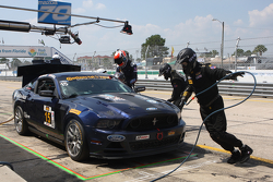 #15 Multimatic Motorsports 野马Boss 302R: Billy Johnson, Scott Maxwell