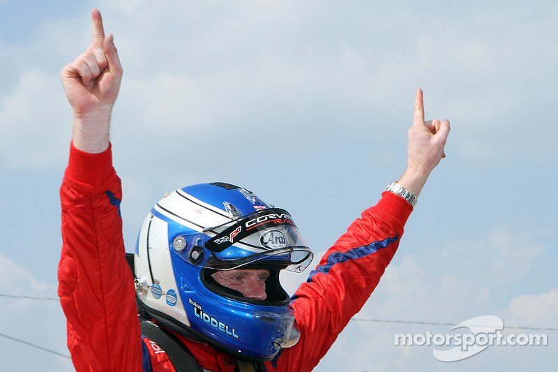 Juara balapan Robin Liddell, Stevenson Motorsports