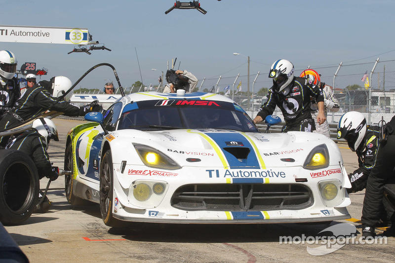 #93 Riley Motorsports Dodge Viper SRT: Al Carter, Ben Keating, Marc Goosens, Cameron Lawrence