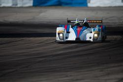 #8 Starworks Motorsports ORECA FLM09: Мірко Шултіс, Ренгер ван дер Занде, Майк Хедлунд