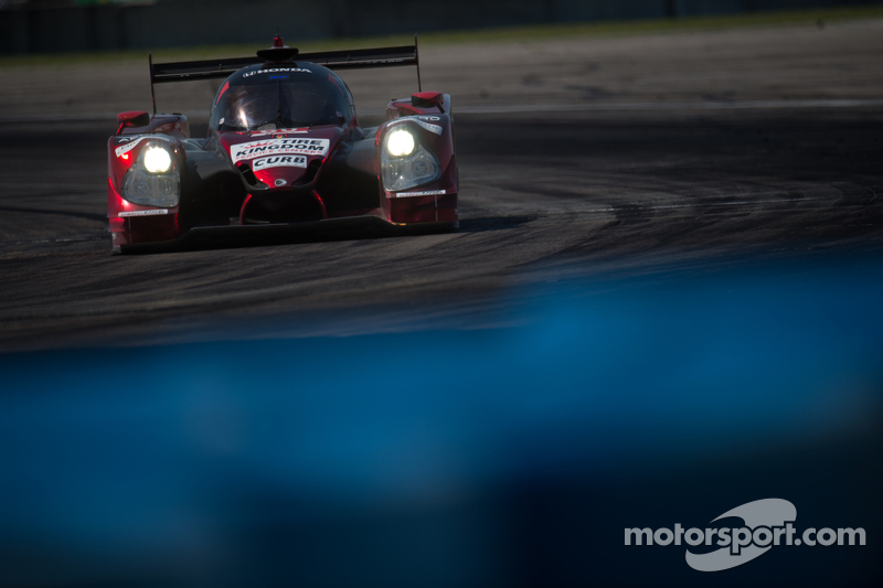 #60 Michael Shank Racing з Curb/Agajanian Ligier JS P2 Honda: Джон Пью, Освальдо Негрі, Джастін Вілс