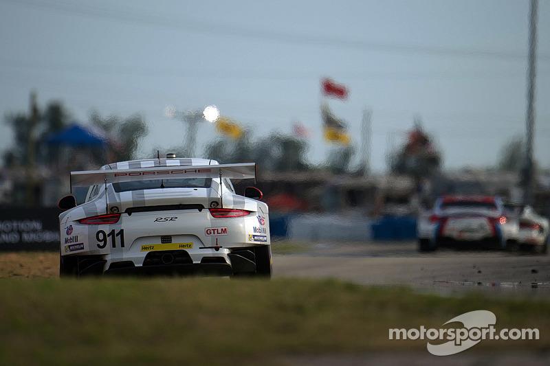 #911 保时捷北美,保时捷911 RSR: Nick Tandy, Richard Lietz, Patrick Pilet