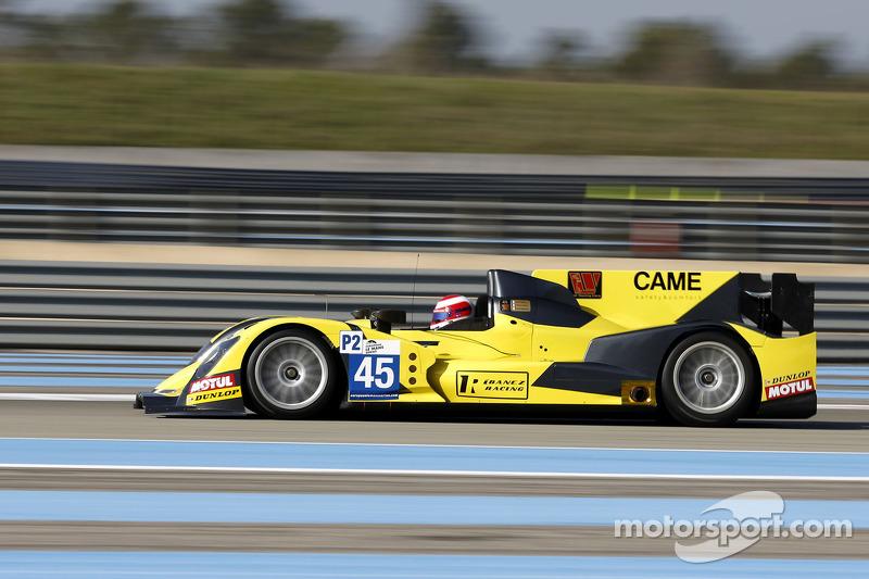 #45 Ibanez Racing Oreca 03R - Nissan: Хосе Ібанес, Іван Беллароза, П'єр Перре