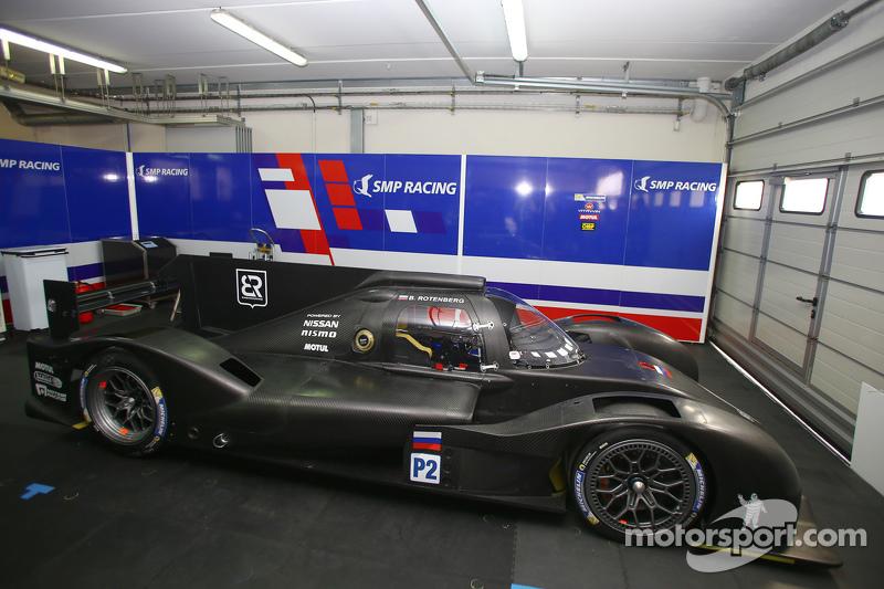 Der neue SMP Racing, BR01
