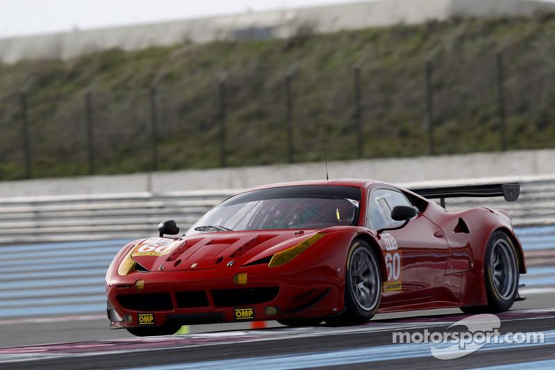 #60 Formula Racing Ferrari F458 Italia GT3: Johnny Laursen, Mikkel Mac Jensen