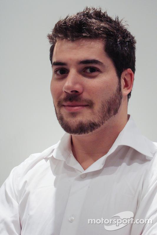 Guillaume Navarro, Motorsport.com Frankreich, Chefredakteur