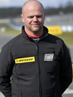Warren Scott, Team BMR