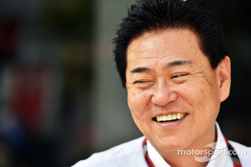 Yasuhisa Arai, Chief Officer Honda Motorsport