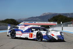 #1 Toyota Racing, Toyota TS040