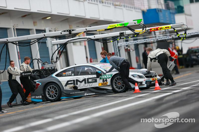 Максиміліан Гетц, Mücke Motorsport Mercedes AMG C-Coupé DTM