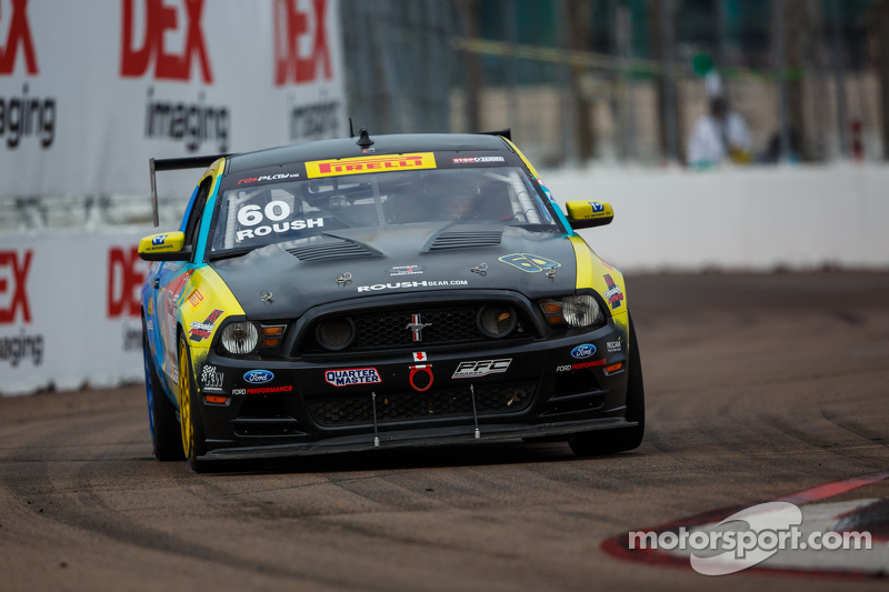 #60 Capaldi Racing, Ford Boss 302: Jack Roush, jr.