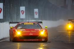 #61 R. Ferri Motorsport,法拉利458 GT3 Italia: Olivier Beretta