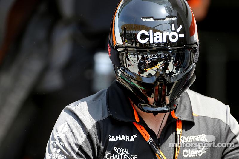 Sahara Force India Formula One Team, Mechaniker