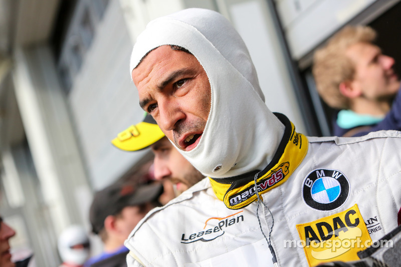 Lucas Luhr, BMW Sports Trophy Team Marc VDS