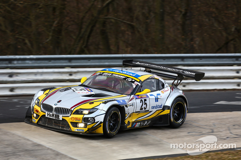#20 BMW Sports Trophy Team Schubert, BMW Z4 GT3: Jens Klingmann, Dominik Baumann, Claudia Hurtgen