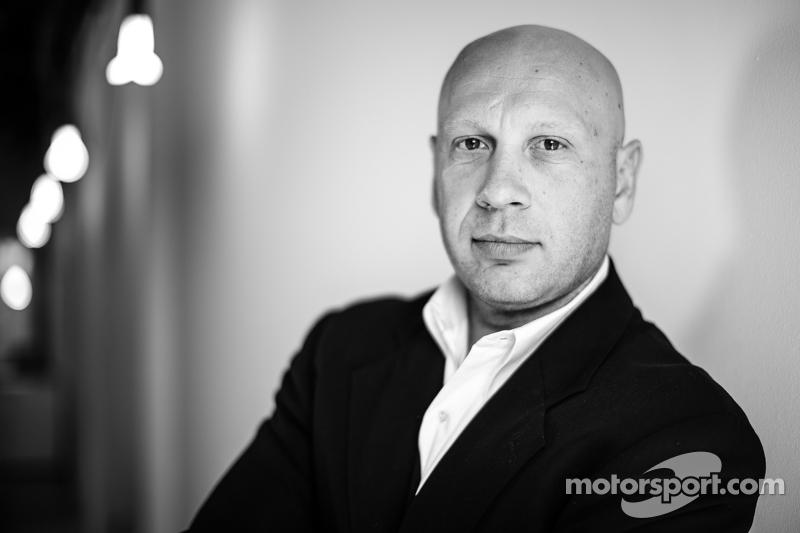Alex Rothbert, Motorsport.com首席财务官