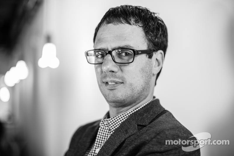 Lou Giocondo, Motorsport.com Vice president, sales
