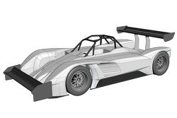 السيارة الكهربائية ايو بي بي03 التي ستتنافس في بايكس بيك