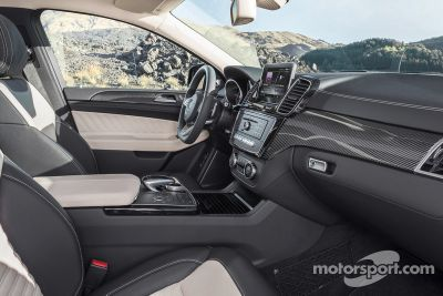 Präsemtation Mercedes GLE AMG Coupé