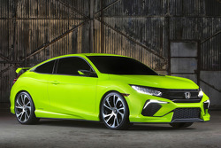 Das Honda Civic Konzeptdesign