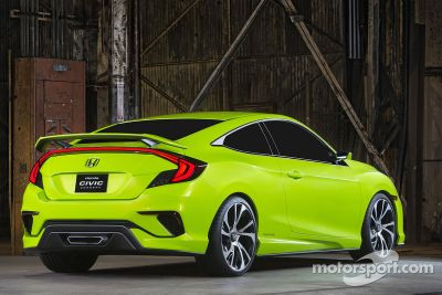 Presentación del Honda Civic Concept