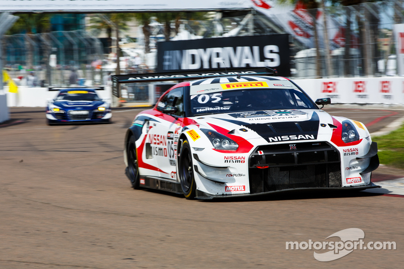 #05 Always Evolving Replay XD Nissan GT Academy Nissan GT-R-GT 3: Bryan Heitkotter