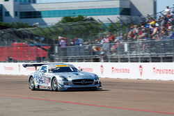 #08 DragonSpeed Mercedes-Benz AMG SLS GT3: Эрик Люкс