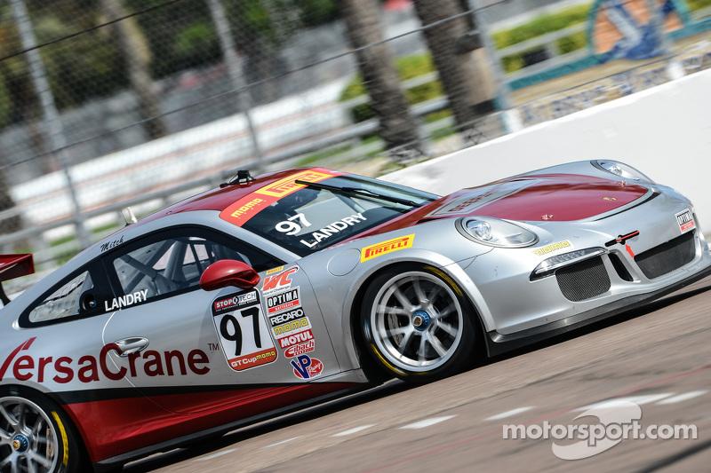#97 Landry Racing,保时捷991 GT3杯: Mitch Landry