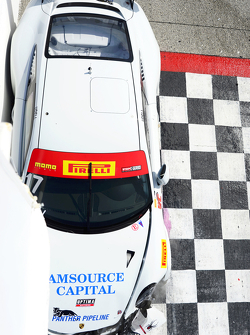 #17 Global Motorsports Group Porsche 911 GT3 Cup: Alec Udell mengalami kecelakaan