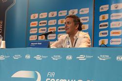 Алехандро Агаг, CEO Formula E