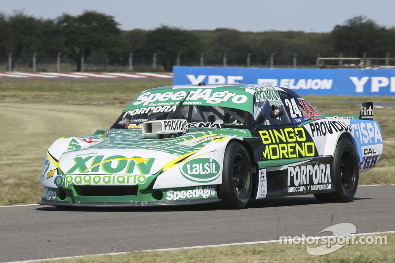 Emiliano Spataro, UR Racing, Dodge