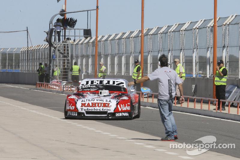 Pedro Gentile, JP Racing, Chevrolet