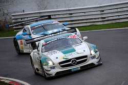 #30 RAM Racing, Mercedes AMG GT3: Alistair MacKinnon, Lewis Plato