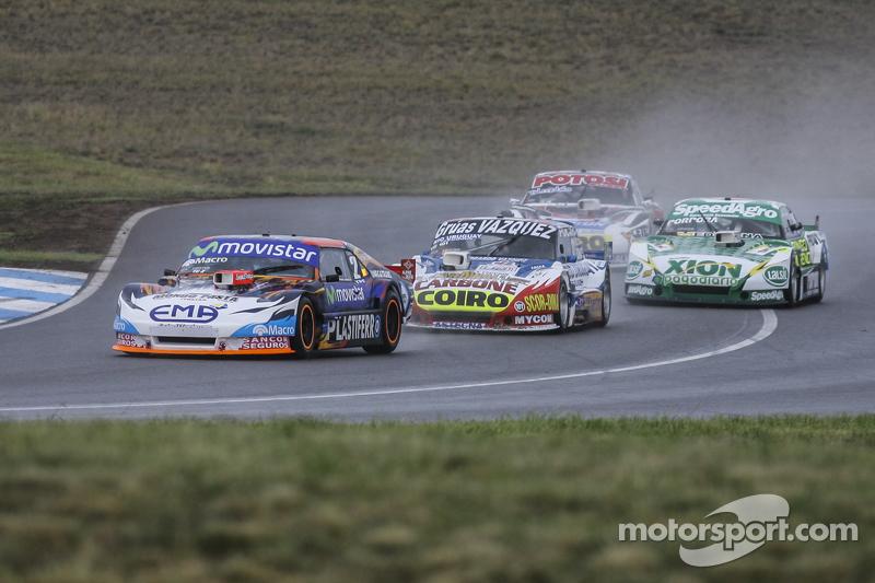Christian Ledesma, Jet Racing, Chevrolet; Lionel Ugalde, Ugalde Competicion, Ford; Emiliano Spataro,