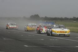 Luis Jose Di Palma, Indecar Racing Torino, Mariano Werner, Werner Competicion Ford, Nicolas Bonelli, Bonelli Competicion Ford, Mariano Altuna, Altuna Competicion Chevrolet