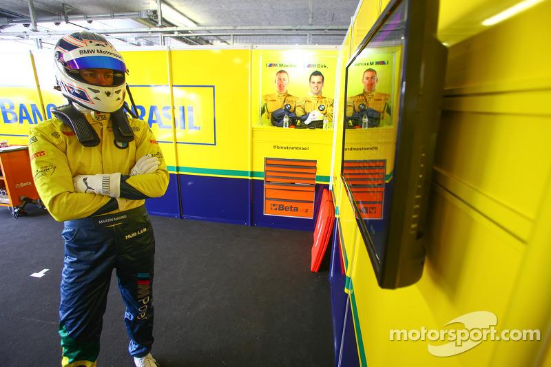 #70 俄罗斯GT车队, 梅赛德斯SLS AMG GT3: Maxime Martin