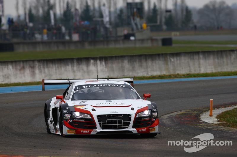 #6 菲尼克斯车队,奥迪R8 LMS Ultra: Niki Mayr-Melnhof, Markus Winkelhock